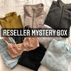 8 Item Reseller Mystery Box